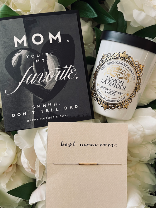 MOM, YOU'RE MY FAVOURITE MOTHERS DAY GIFT SET