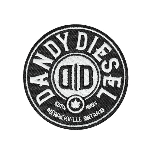 DANDY DIESEL EMBROIDERED PATCH