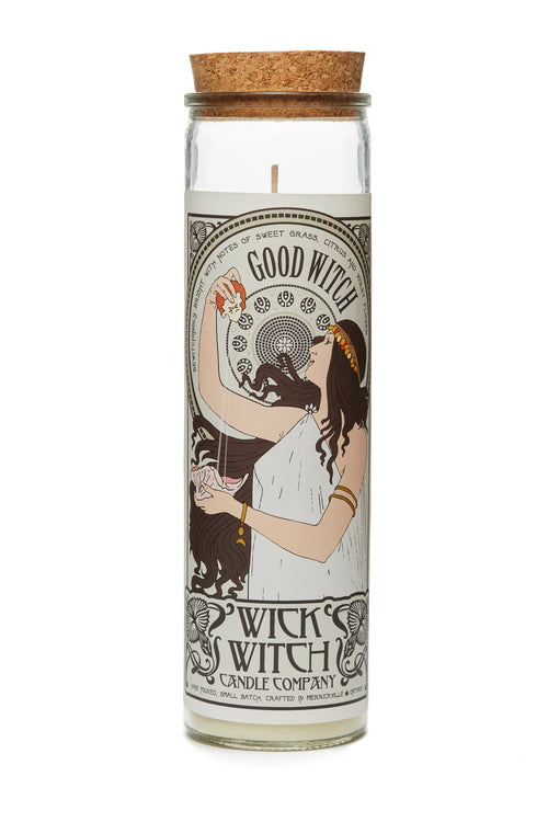 GOOD WITCH PRAYER CANDLE