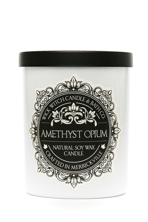 AMETHYST OPIUM SOY CANDLE