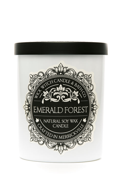 EMERALD FOREST SOY CANDLE