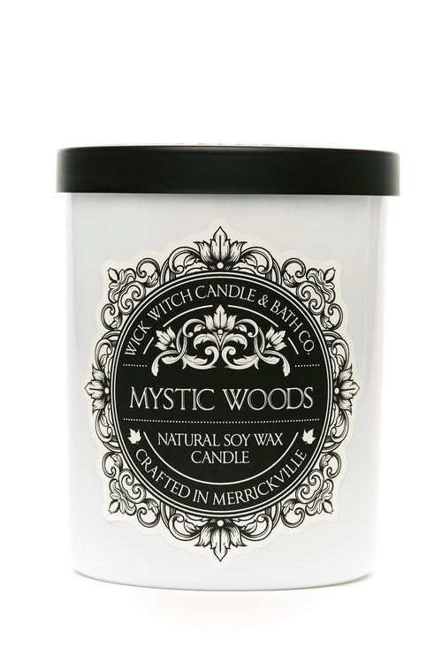 MYSTIC WOODS SOY CANDLE