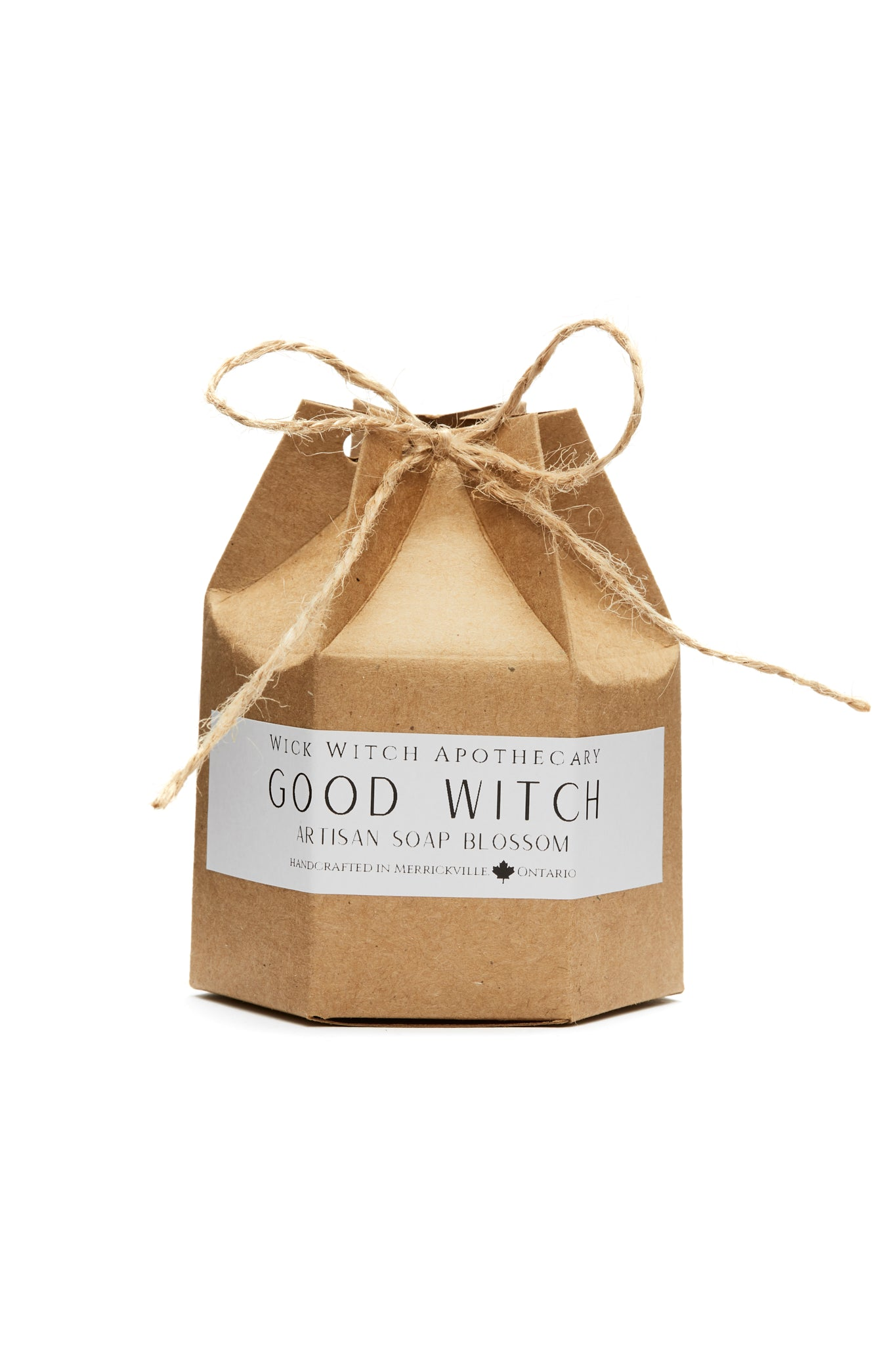 GOOD WITCH ARTISAN SOAP BLOSSOM