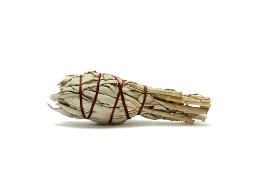 WHITE SAGE CLEANSING HERBS