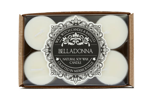 BELLADONNA TEALIGHT 12PK