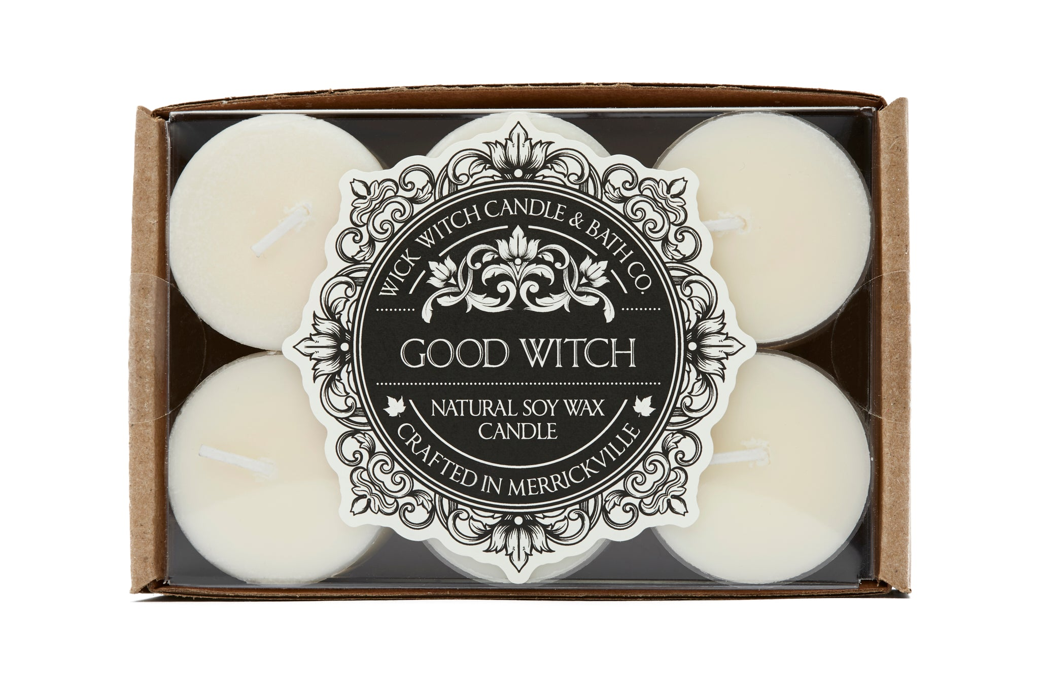 GOOD WITCH 12PK TEALIGHT