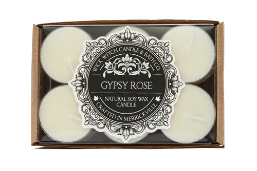 GYPSY ROSE TEALIGHT 12PK