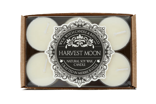 HARVEST MOON TEALIGHTS 12PK