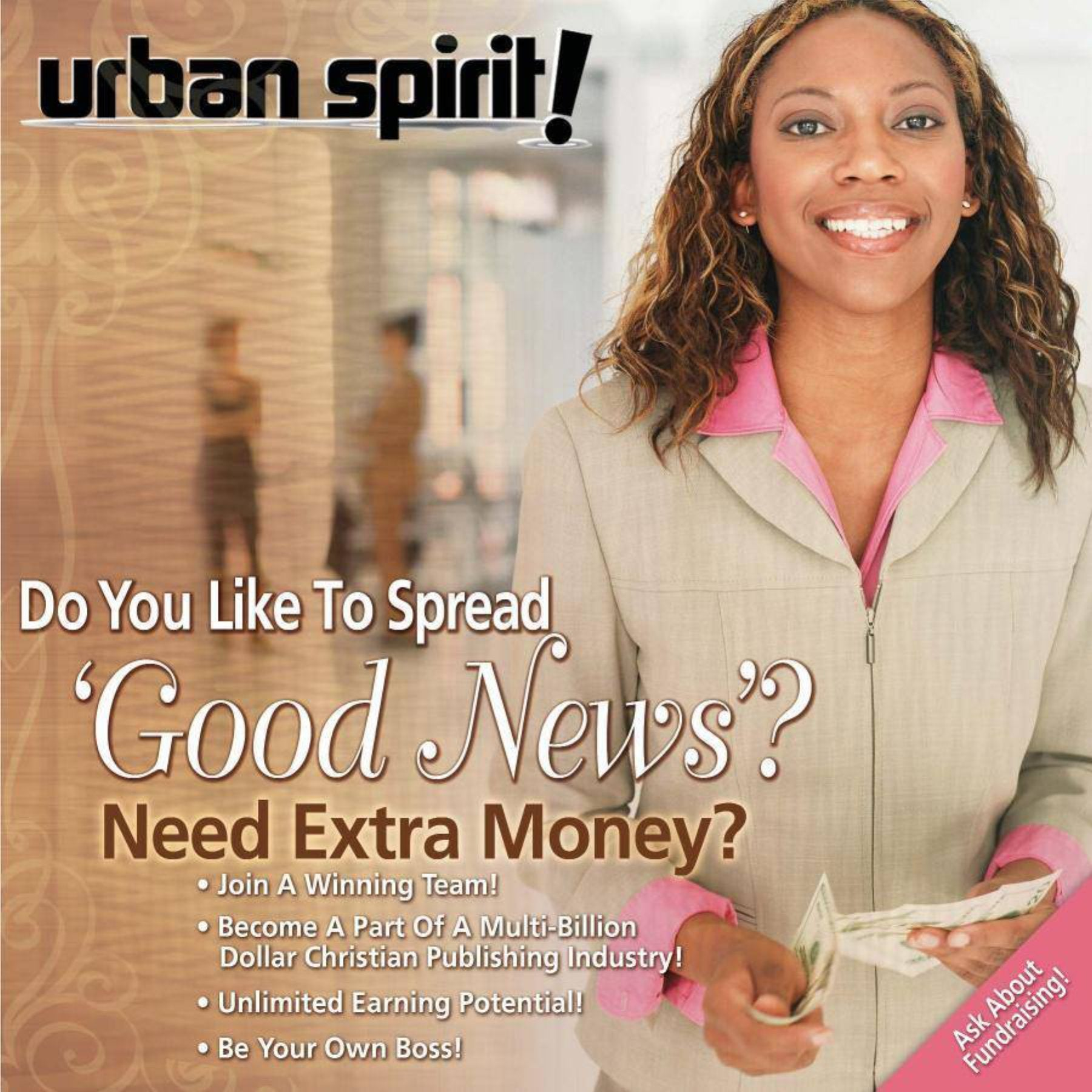 Urban Spirit! Independent Distributor Starter Kit