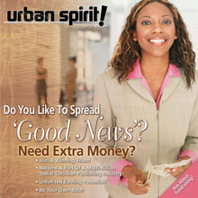 Urban Spirit! Independent Distributor Starter Kit -Bibles and Books for People of Color