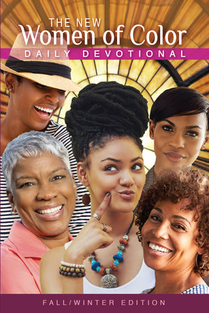 The New Women of Color Daily Devotional (Fall/Winter Edition)