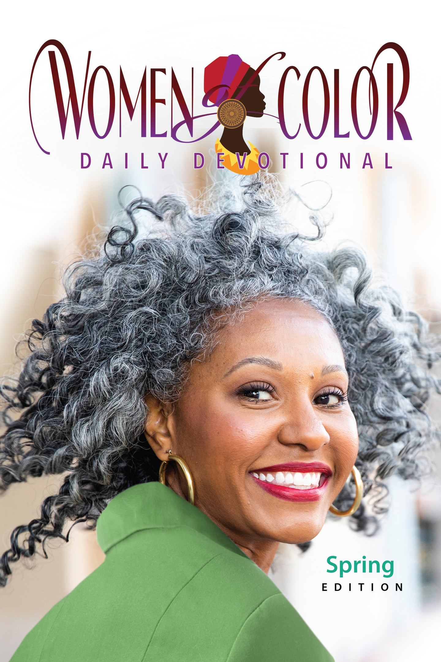 Women of Color Daily Devotional Spring Edition