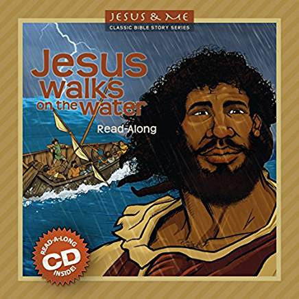 Jesus Walks on Water with CD