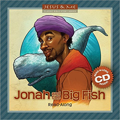 Jonah and the Big Fish with CD