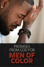 Promises from God for Men of Color - Hardcover - Large Print - Gift Edition