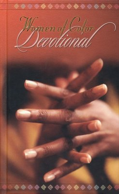 Women of Color Devotional Book (with hands cover)