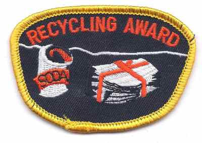 A-12 Recycling Award
