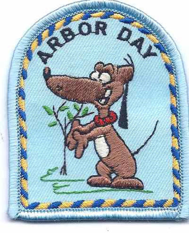 A-22 Arbor Day - BenchmarkSpecialAwardsCo