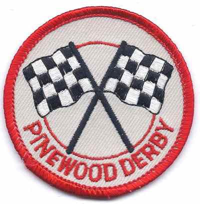 A-43 Pinewood Derby