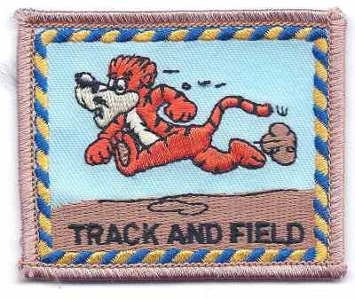 A-68 Track and Field - BenchmarkSpecialAwardsCo