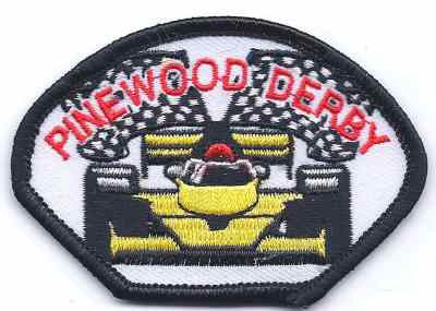 A-74 Pinewood Derby - BenchmarkSpecialAwardsCo