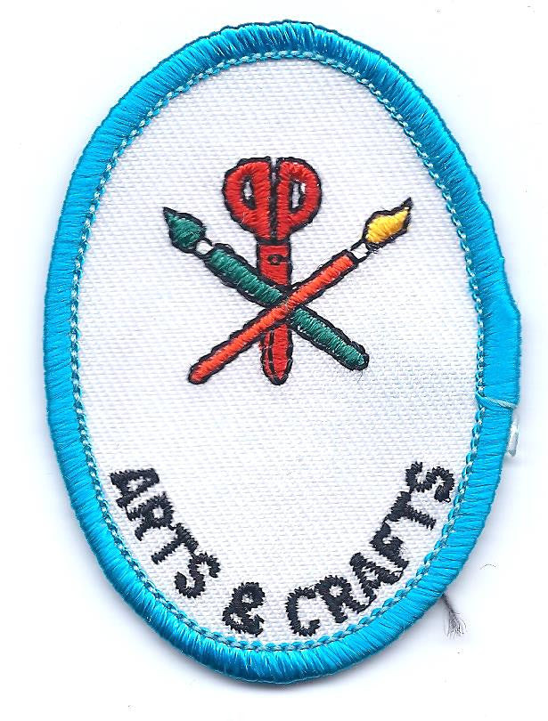 A-96 Arts and Crafts - BenchmarkSpecialAwardsCo