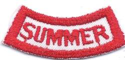 B-442 Summer Segment (limited stock, this patch will be discontinued) - BenchmarkSpecialAwardsCo