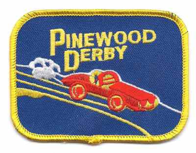 D-103 Pinewood Derby