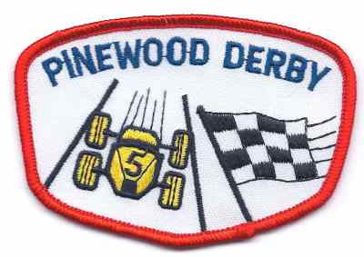 D-104 Pinewood Derby