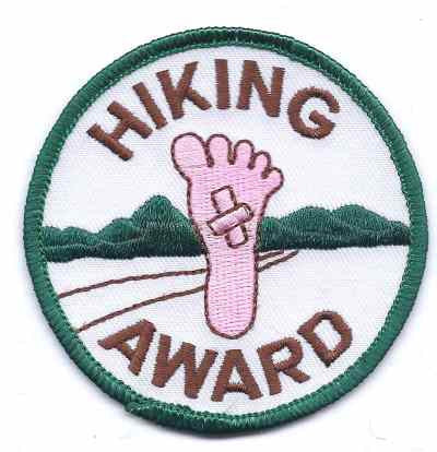 H-200 Hiking Award - BenchmarkSpecialAwardsCo
