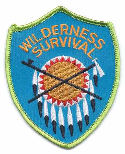 H-206 Wilderness Survival - BenchmarkSpecialAwardsCo