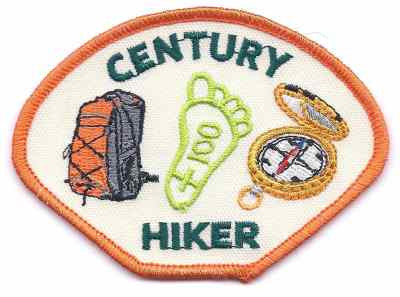 H-207 Century Hiker - BenchmarkSpecialAwardsCo