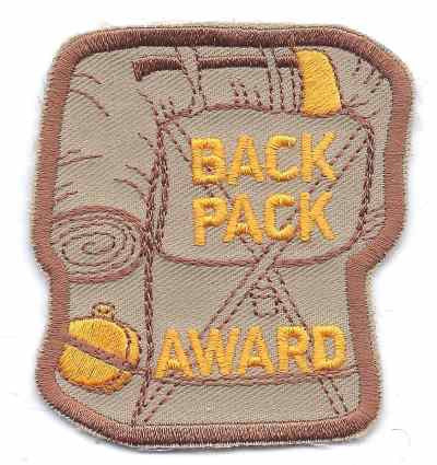 H-215 Backpack Award - BenchmarkSpecialAwardsCo