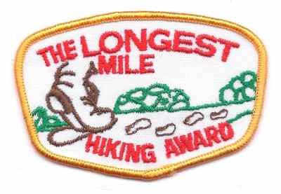 H-216 The Longest Mile - BenchmarkSpecialAwardsCo