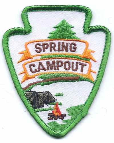 H-222 Spring Campout - BenchmarkSpecialAwardsCo