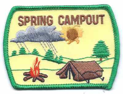 H-223 Spring Campout - BenchmarkSpecialAwardsCo