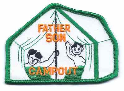 H-244 Father and Son Campout - BenchmarkSpecialAwardsCo