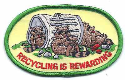 H-255 Recycling is Rewarding - BenchmarkSpecialAwardsCo