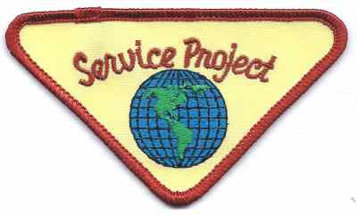 H-258 Service Project - BenchmarkSpecialAwardsCo