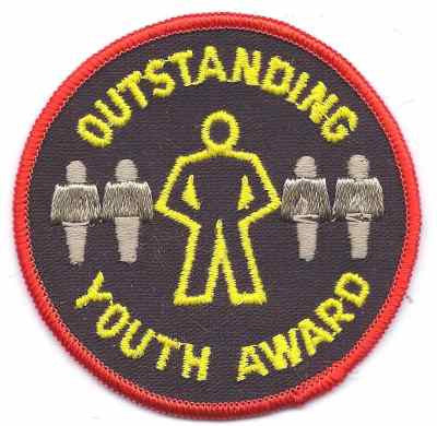 H-262 Outstanding Youth Award