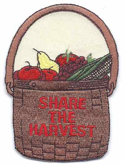 H-264 Share the Harvest - BenchmarkSpecialAwardsCo