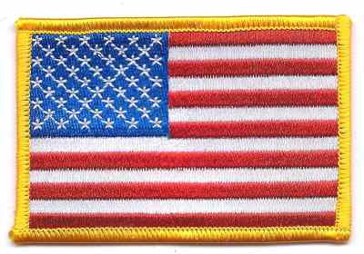 H-271a USA Flag - BenchmarkSpecialAwardsCo