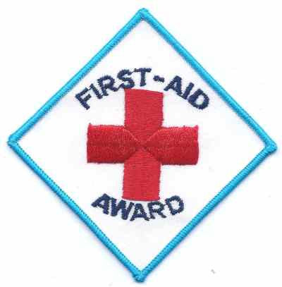 H-272 First Aid Award - BenchmarkSpecialAwardsCo