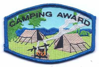 H-280 Camping Award - BenchmarkSpecialAwardsCo