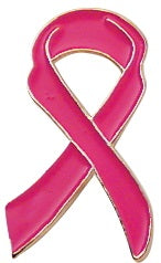 P-110 Pink Ribbon Lapel Pin - BenchmarkSpecialAwardsCo