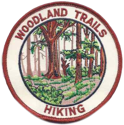 T-502 Woodland Trail Hiking