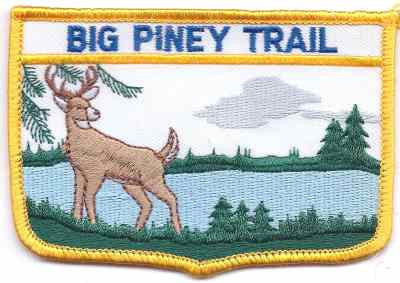 T-524 Big Piney Trail