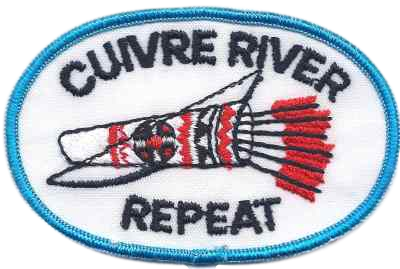 T-527 Cuivre River Repeat