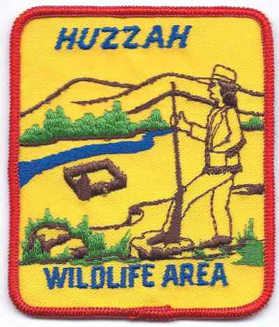 T-529  Huzzah Wildlife Area