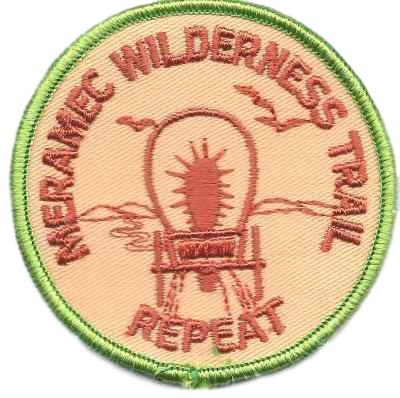 T-532 Meramec Wilderness Trail Repeat - BenchmarkSpecialAwardsCo
